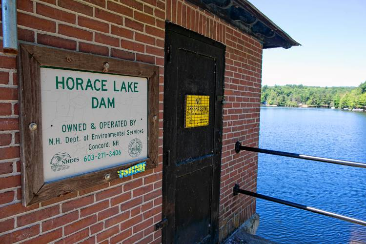 17ffbf62098 This reservoir in Weare is officially Lake Horace – or is it Horace Lake  –  even though it s no bigger than Turkey Pond in Concord.