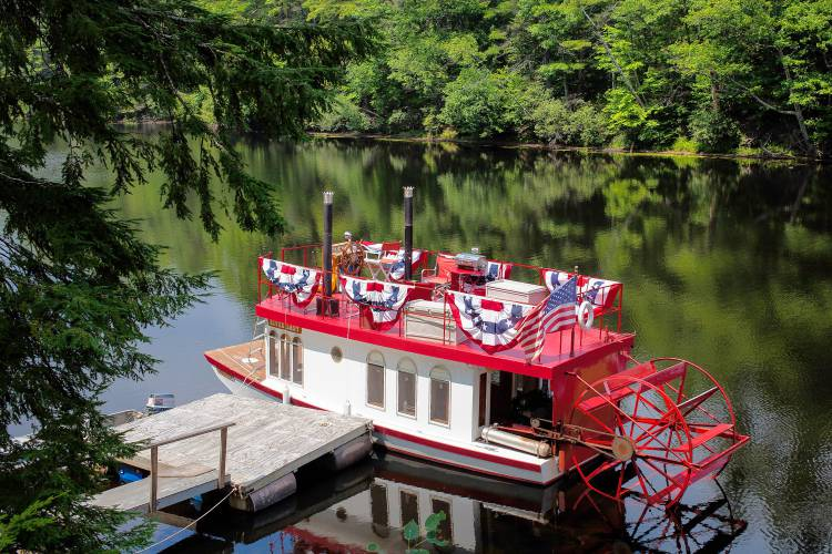 Subaru Of Concord >> Concord man builds his own sternwheel paddleboat