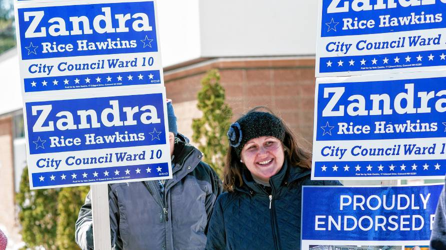 Sixth image of Concord City Council Candidates with Champlin, Rice Hawkins win Concord special city council ...