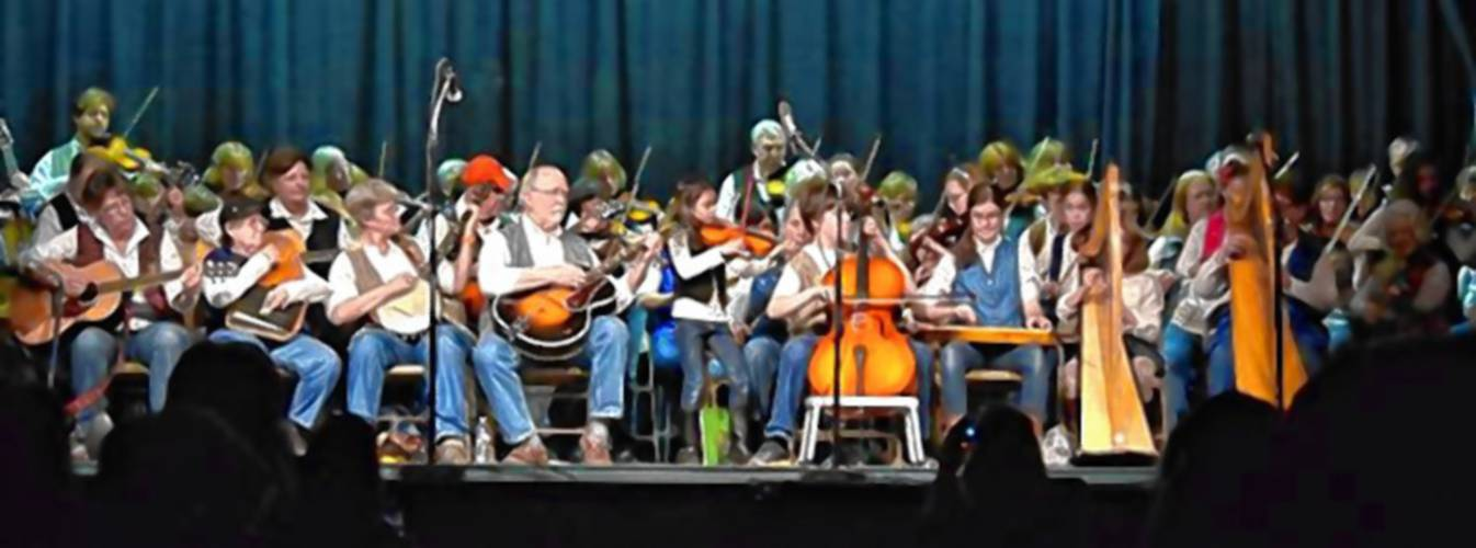 The N.H. Fiddle Ensemble Will Perform At Grappone Toyota To Raise Money For  The N.H. Childrenu0027s Trust. Courtesy