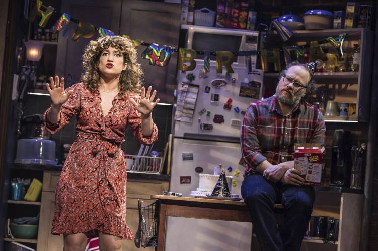 Tony nominee Sarah Stiles puts puppets aside for 'Tootsie'