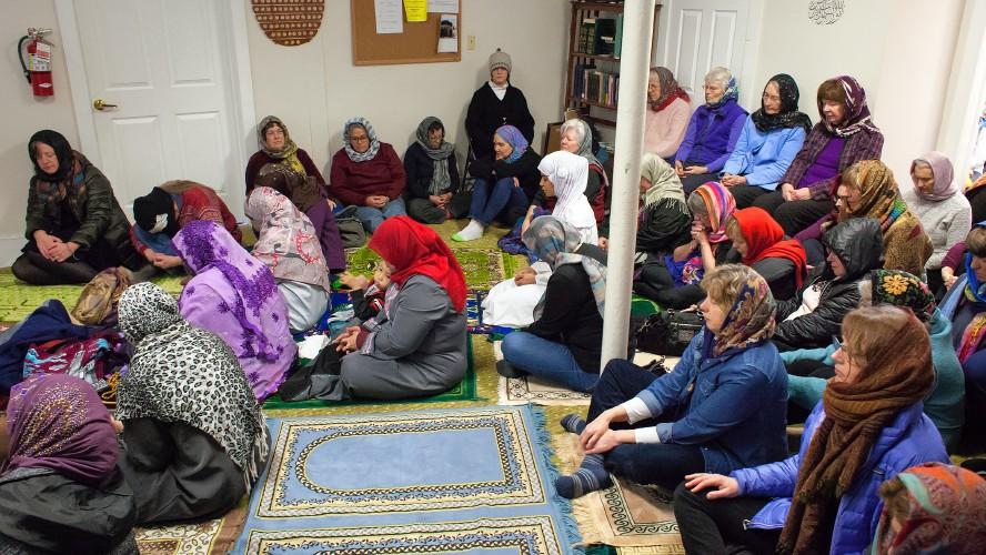 Nursing adults islam
