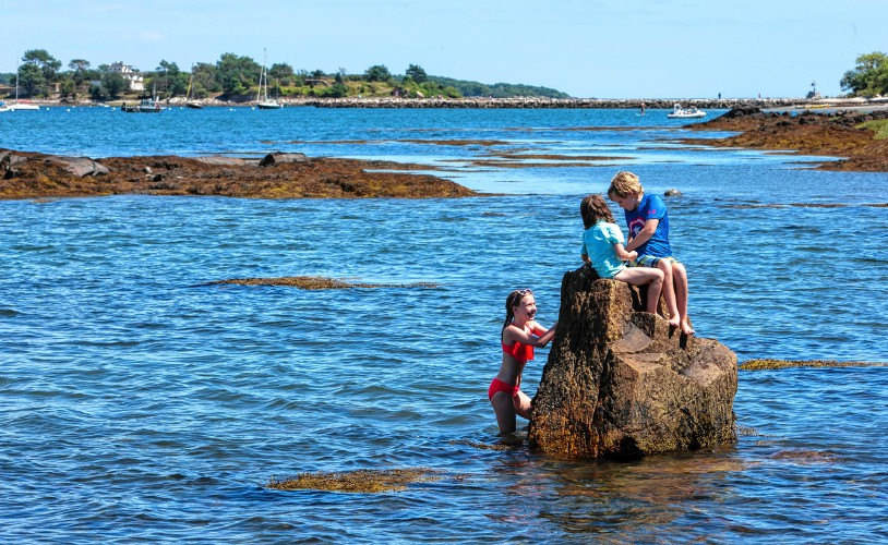 how long is the coastline of new hampshire it s more complicated