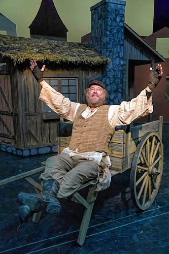 Fiddler Rehearsed In Just 18 Days