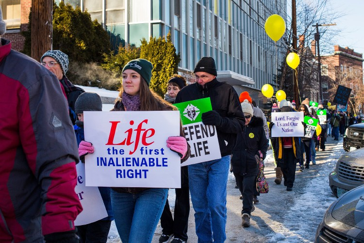 New Hampshire March for Life