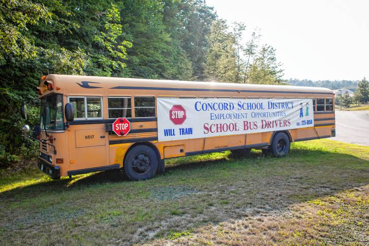 Bus companies scramble for drivers as start of school nears