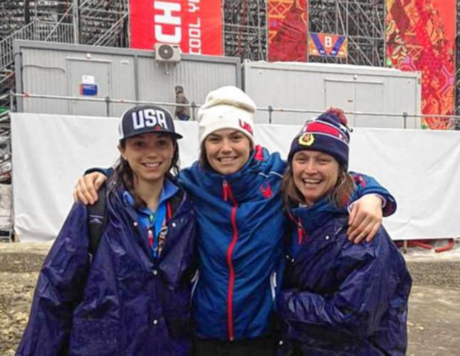After Hardships N H Skier Julia Ford Continues To Reach For The Top
