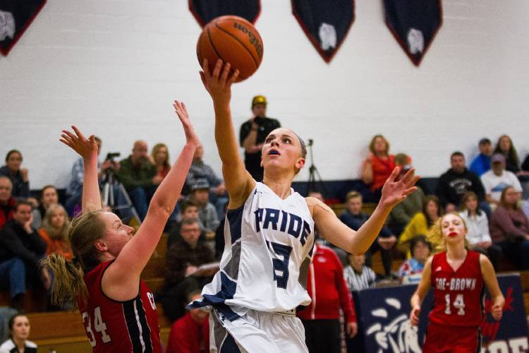 Capsule outlook of the area's high school girls' basketball