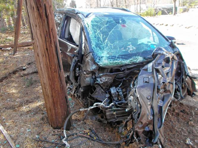 Police divided on legality of giving out car crash information