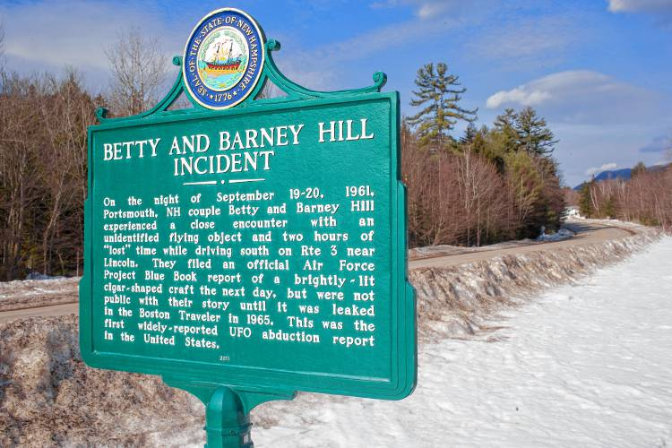 Image result for Barney and Betty Hill Abduction, 1961