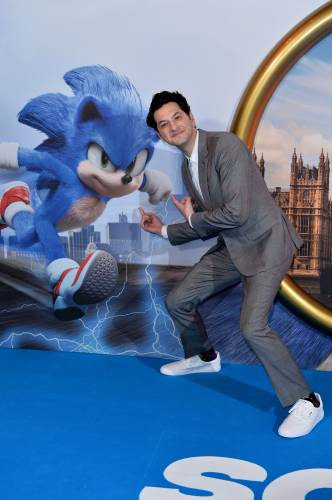Schwartz Discusses Role In New Sonic Movie
