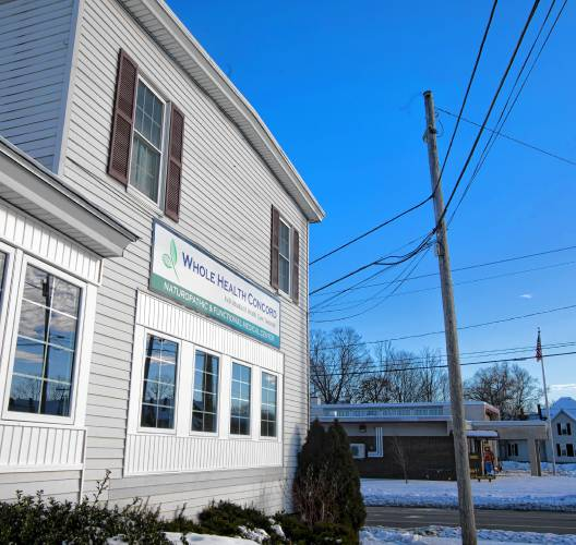 Concord naturopathic medicine practice expands as interest ...