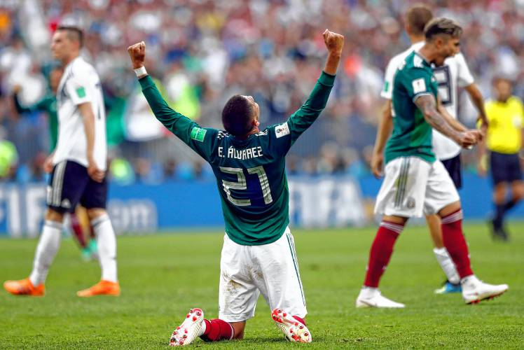 578e5d91d6f Mexico delivers a World Cup earthquake with defeat of Germany