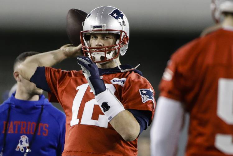 8a8faa3c6ac Why New England wins: Patriots right where they want to be entering Super  Bowl