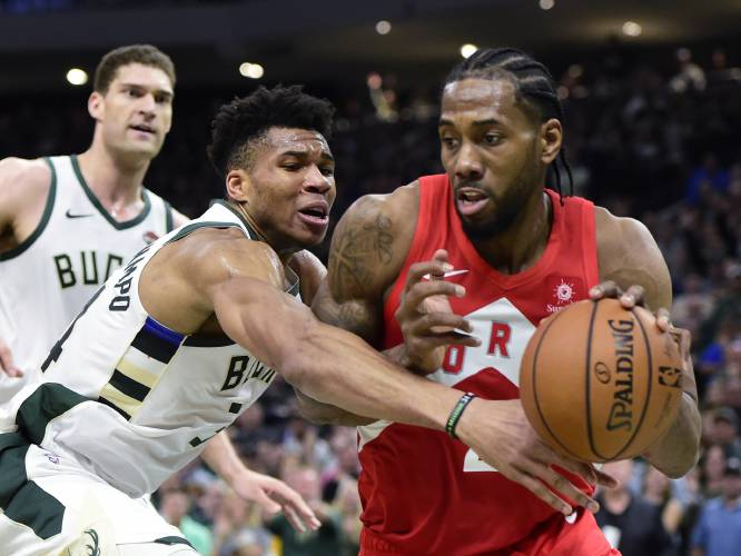 27e61445d Column  Toronto s one-and-done gamble with Kawhi on verge of paying off