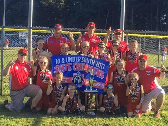 Florida bound: Capital Area 10U softball team heading to World Series