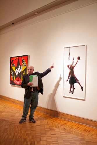 Museum Talks Art Race On Martin Luther King Jr Day
