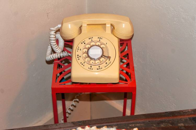 Dial 'N' for Nostalgia, and Never up my rotary telephone Old Touch Tone Telephone Wiring Diagrams on